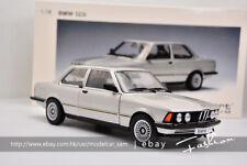 AutoArt 1:18 BMW 323i E21 Silver
