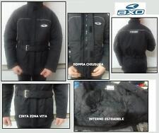 Giacca antivento Jacket Moto Scooter viaggio enduro Bmw Cordura AXO TRAFFIC S
