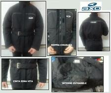 Giacca antivento Jacket Moto Scooter viaggio enduro Bmw Cordura AXO TRAFFIC XS