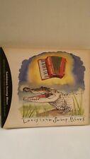 LOUISIANA SWAMP BLUES CD 1996 Capitol Records PROMO Guitar Slim Chernier MINT