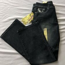 Embroidered Size 12 Women's jeans by THRILL.