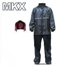 REGENKOMBI Jacke und Hose von MKX  BLAU M
