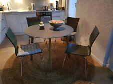 4 Bolia Stühle Esstischstuhl Harvard skandinavisch Design Klassiker