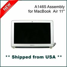 """New MacBook Air 11"""" A1465 LCD LED Screen Display Assembly Replacement 2013 2014"""
