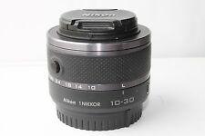 Nikon 10-30mm f/3.5-5.6 VR Lens (Negro)
