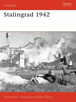 Stalingrad 1942 (Campaign): 184 by Antill, Peter Paperback Book The Fast Free