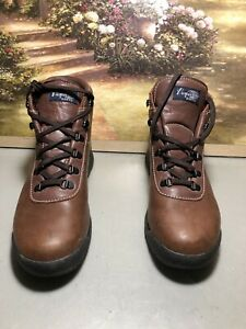 Vasque Sundowner GTX 7126 Leather Gore Tex Hiking Boots Brown Mens 11 W