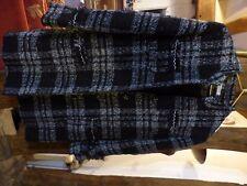 Veste manteau CHRISTINE LAURE- tissu aspect tweed  - chic et couture - taille 46
