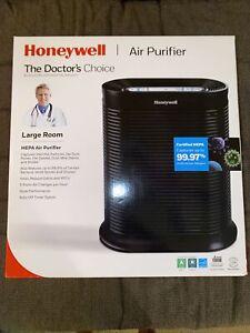 Honeywell Large Room HEPA Air Purifier  310 SQ FT HPA200BWM