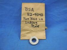 BSA A50 A65 # 82-9048 40-4818  Foot Rest Locking Plate LH  NP591
