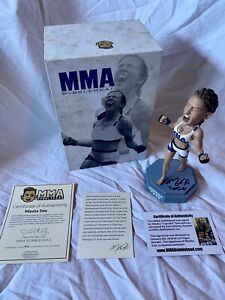 MMA Bobblehead - *MEISHA TATE 22/100! Authentic Signature* UFC Bellator Pride
