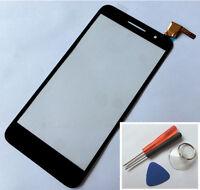 UK- Touch Screen Digitizer Glass For Alcatel Vodafone Smart Prime 6 VF-895N Nero