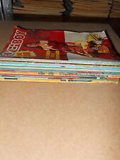 Collezione Completa Fumetti POKERBOY 1-17 Corriere Sera 1977 [G484]