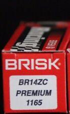 1X Brisk BR14ZC Zündkerze Arctic Cat 250 300 Honda BF20 BF25 BF30 BF35 BF40 NEU