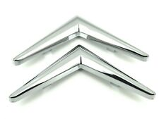 Genuine New CITROEN CHEVRONS REAR BADGE Boot Emblem For C2 2003-2008 16V VTi HDi