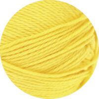 Lana Grossa Wolle Kreativ 252 orange//graublau//beige 50 g Fb Cotone print