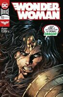 Wonder Woman #753 DC Comics 2020 COVER A 1ST PRINT
