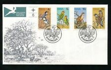 First Day of Issue Birds British Colony & Territory Stamps