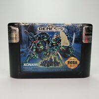 Teenage Mutant Ninja Turtles: The Hyperstone Heist (Sega Genesis) Cartridge Only