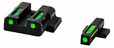 Hiviz Mpsn321 LiteWave H3 day night sights fits S&W M&P Shield 9/40/45