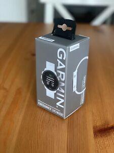 Garmin Forerunner 245 Music GPS Laufuhr - Weiß