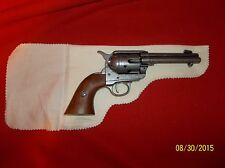 Colt .45 Peace Maker Revolver Cowboy Western Gun Sock Holster Liner