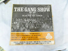 THE GANG SHOW 1932 1962 RALPH READER DECCA ACL1143 ACE OF CARDS   VINYL LP