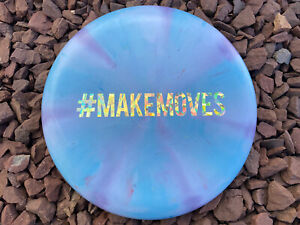 Discraft Paul McBeth Jawbreaker Luna #MAKEMOVES Limited Edition 173-174g