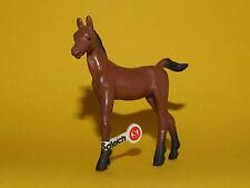 Schleich Pferd brown foal braunes Fohlen 13103 CHINA Version Rarität