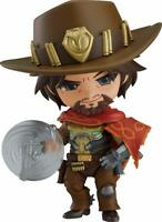 Nendoroid Overwatch McCree Classic Skin Edition Action Figure w/ Tracking NEW