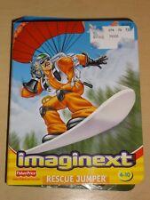 Imaginext Rescue Jumper, Fisher Price, 2002 - NEW NIB Discontinued in 2005 Rare