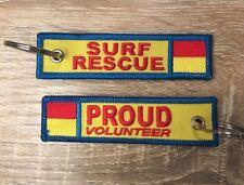 Surf Rescue, Surf Lifesaver, Keyring, Volunteer, Proud, Beach, Australia