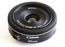 Objectifs fixe Canon pour appareil photo et caméscope Canon EF