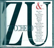 Zucchero. Zucchero & Co. (2004) CD NUOVO SIGILLATO Baila Morena. Senza una donna