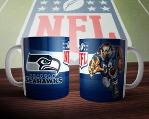 Seattle Seahawks NFL Mug