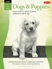 USED (LN) Drawing: Dogs & Puppies: Learn to draw a variety of canine companions