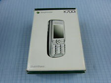 Sony Ericsson QuickShare K700i Optic Silver! E-Plus Simlock! NEU! TOP! OVP!