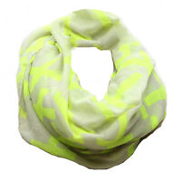 Fashion Women Cross Pattern Infinity Scarves Light Weight Soft Comfortable Scarf