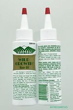 Wild Growth -  (Hair Oil) 4oz PACK OF 2!