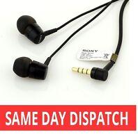 GENUINE SONY HANDSFREE HEADPHONES EARPHONES XPERIA Z5 PREMIUM Z3 COMPACT T3 M2 Z