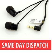 Genuine SONY Manos libres Auriculares EARPHONES XPERIA Z5 PREMIUM Z3 Compacto T3 M2 Z