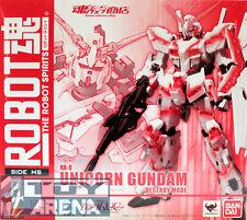 Robot Spirits Damashii Gundam UC Unicorn Psycho Frame Tamashii Web Exclusive