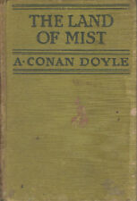 THE LAND OF THE MIST-ARTHUR CONAN DOYLE-1926-1ST/1ST-GREAT COLLECTABLE!