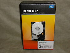 Desktop, 2TB Internal Hard Drive by Western Digital