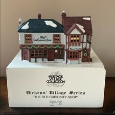New ListingDepartment 56 Dickens Village Series The Old Curiosity Shop #5905-6