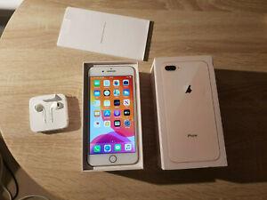 Apple iPhone 8 Plus - 64GB - Rose Gold ( Unlocked ) Pristine condition