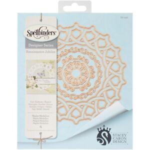 Spellbinders designer series renaissance jubilee naples medallion