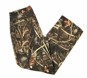 "38"" W Deerhunter MAX 4 Realtree Hunting Trouser Pants Durable Shooting Stalking"