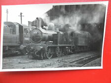 PHOTO  GWR LOCO NO 1459 & BR 78002 AT OSWESTRY SHEDS