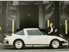 BB Autotechnik Porsche 911 SC Targa Sales Sheet Peter Vann Slantnose Flatnose